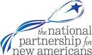 The Partnership for New Americans logo